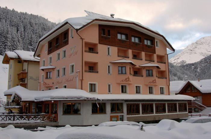 PARK HOTEL (St. Caterina Valfurva) - 7 nocy
