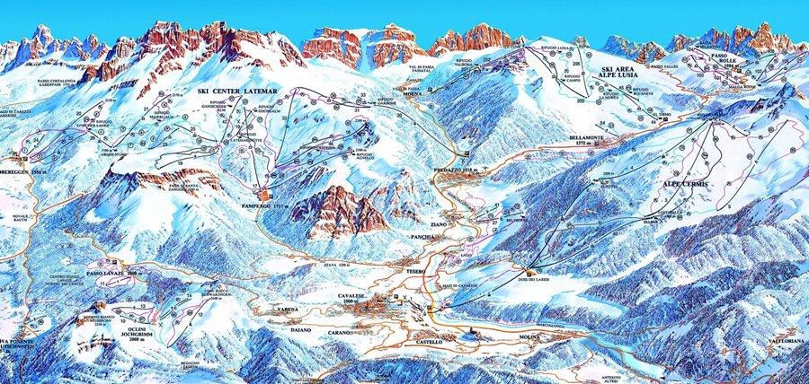 val_di_fiemme_ski_map